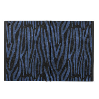SKIN4 BLACK MARBLE & BLUE STONE (R) CASE FOR iPad AIR