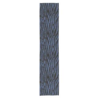 SKIN4 BLACK MARBLE & BLUE STONE (R) SHORT TABLE RUNNER