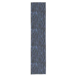 SKIN4 BLACK MARBLE & BLUE STONE SHORT TABLE RUNNER