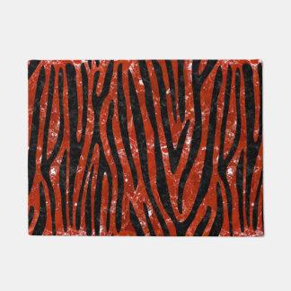 SKIN4 BLACK MARBLE & RED MARBLE DOORMAT