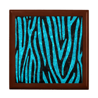 SKIN4 BLACK MARBLE & TURQUOISE MARBLE (R) GIFT BOX