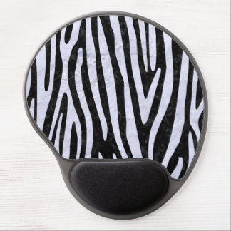 SKIN4 BLACK MARBLE & WHITE MARBLE (R) GEL MOUSE PAD