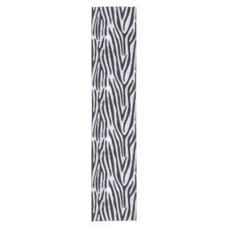 SKIN4 BLACK MARBLE & WHITE MARBLE SHORT TABLE RUNNER