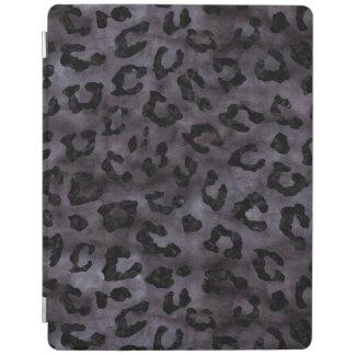 SKIN5 BLACK MARBLE & BLACK WATERCOLOR iPad COVER