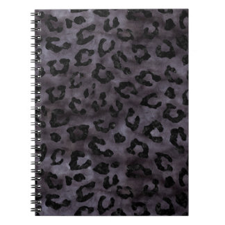SKIN5 BLACK MARBLE & BLACK WATERCOLOR NOTEBOOK