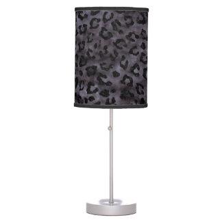 SKIN5 BLACK MARBLE & BLACK WATERCOLOR TABLE LAMP