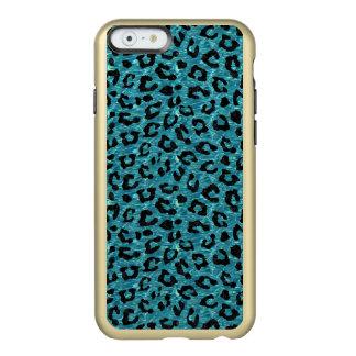 SKIN5 BLACK MARBLE & BLUE-GREEN WATER INCIPIO FEATHER® SHINE iPhone 6 CASE
