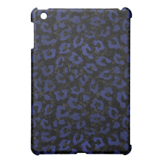 SKIN5 BLACK MARBLE & BLUE LEATHER (R) iPad MINI CASE