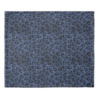 SKIN5 BLACK MARBLE & BLUE STONE DUVET COVER