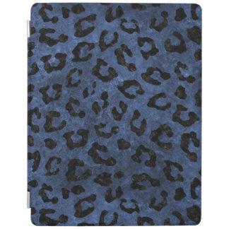 SKIN5 BLACK MARBLE & BLUE STONE iPad COVER