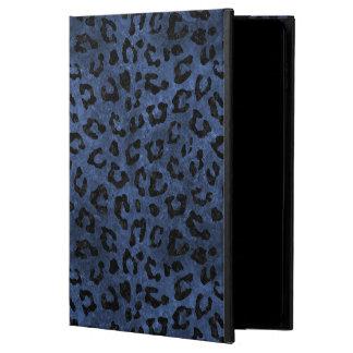 SKIN5 BLACK MARBLE & BLUE STONE POWIS iPad AIR 2 CASE