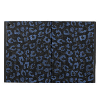 SKIN5 BLACK MARBLE & BLUE STONE (R) COVER FOR iPad AIR
