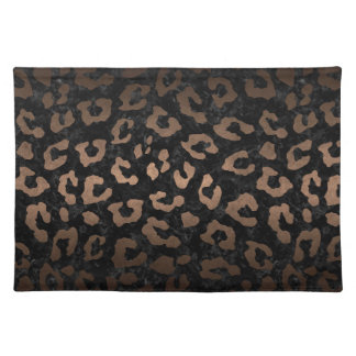 SKIN5 BLACK MARBLE & BRONZE METAL (R) PLACEMAT