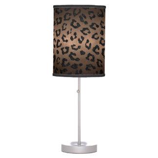 SKIN5 BLACK MARBLE & BRONZE METAL TABLE LAMP