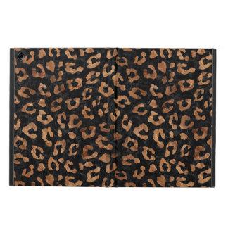 SKIN5 BLACK MARBLE & BROWN STONE (R) iPad AIR COVER