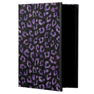 SKIN5 BLACK MARBLE & PURPLE MARBLE (R) POWIS iPad AIR 2 CASE