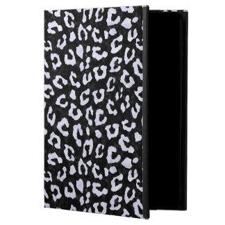 SKIN5 BLACK MARBLE & WHITE MARBLE (R) POWIS iPad AIR 2 CASE