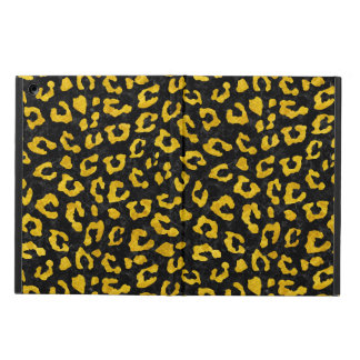 SKIN5 BLACK MARBLE & YELLOW MARBLE (R) iPad AIR COVER