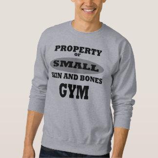 Skin and Bones Gym. Pull Over Sweatshirt