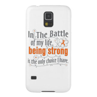Skin Cancer  In The Battle Galaxy S5 Cover
