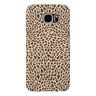 Skin cheetah decor samsung galaxy s6 cases