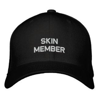 """""""SKIN""""  Member Team Club  Cap Hat Baseball Cap"""