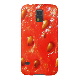 Skin of Strawberry Case For Galaxy S5