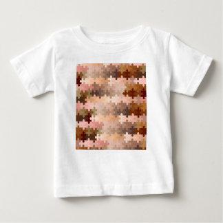 Skin Tone Jigsaw Pieces Baby T-Shirt