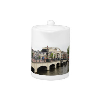 Skinny Bridge, Amsterdam, Holland
