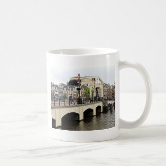 Skinny Bridge, Amsterdam, Holland Coffee Mug