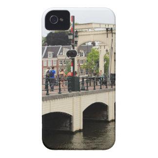 Skinny Bridge, Amsterdam, Holland iPhone 4 Case-Mate Case
