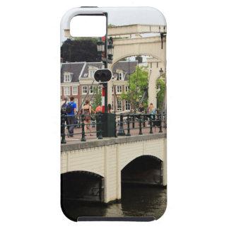 Skinny Bridge, Amsterdam, Holland iPhone 5 Covers