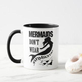 Skinny Dipper's Mermaid Mug