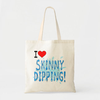 Skinny Dipping! Tote Bag
