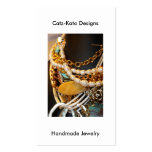 Skinny Jewellery Business Card