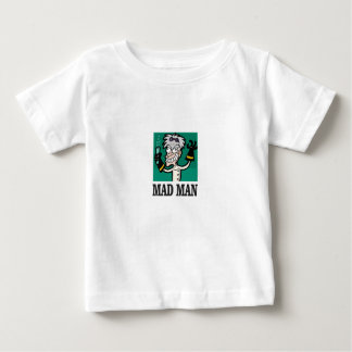 skinny mad man baby T-Shirt