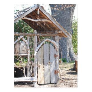 skinny shack postcard