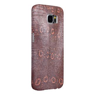 Skinz 2 DIGITAL Snake Skin ROSE Samsung Galaxy S6 Cases