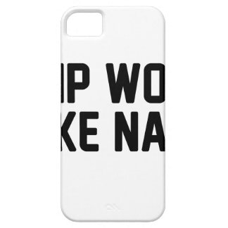 Skip Work Take Naps Case For The iPhone 5