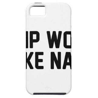 Skip Work Take Naps iPhone 5 Case