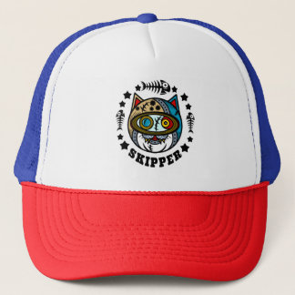 SKIPPER Mesh cap