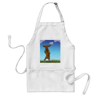 skipping_doxie_color standard apron