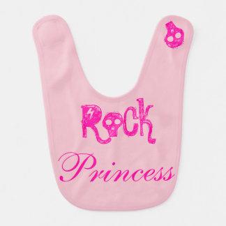 Skirt Princess - pink Bib