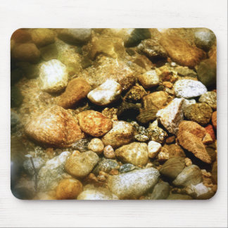 Skirt - stones mouse pad
