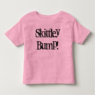 Skittley Bump! cute girls t-shirt design