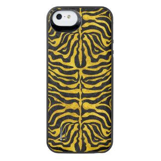 SKN2 BK-YL MARBLE iPhone SE/5/5s BATTERY CASE