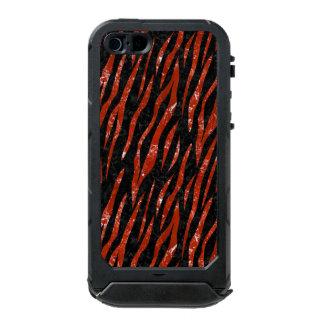 SKN3 BK-RD MARBLE INCIPIO ATLAS ID™ iPhone 5 CASE