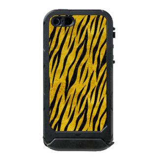 SKN3 BK-YL MARBLE (R) INCIPIO ATLAS ID™ iPhone 5 CASE