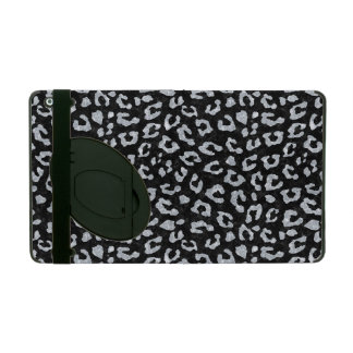 SKN5 BK-GY MARBLE (R) iPad FOLIO CASE