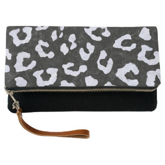 SKN5 BK-WH MARBLE (R) CLUTCH